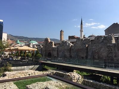 Sarajevo & Tuzla: Sept. 2015