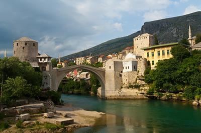 Bosnia and Croatia