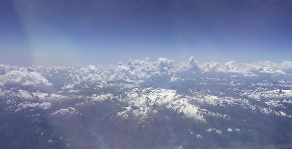 Soon I was flying from Germany to Croatia.
