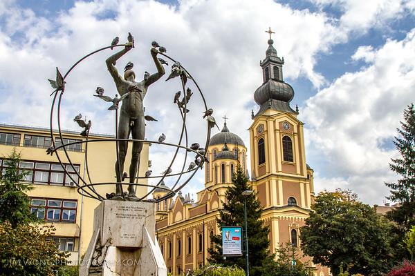 Trg Oslobođenja, Sarajevo