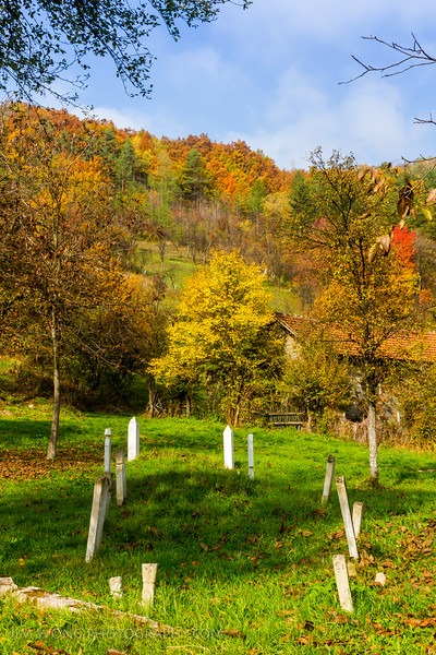 Muslim cemetery, Kraljeva Sutjeska