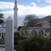 A cemetery in Mostar.