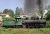 83-159, passing Banovici railway works, Bosnia-Hercegovina, Wed 11 June 2014 1 - 1551.  The 0-8-2 was built by Djuro Djakovic (54 / 1948).