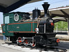 71-022, Sarajevo station, Bosnia-Hercegovina, 13 June 2014.  One of 50 76cm gauge 0-6-0T built in Germany as reparations for Yugoslavia after the First World War.  This one was built by by Orenstein & Koppel (10177 / 1922).  Banovici had at least 14, including this one, until they were replaced by the more powerful Hungarian 0-8-0T and Czech 0-6-0T types.