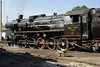 33-248, Bukinje loco shed, Tuzla, Bosnia-Hercegovina, Tues 10 June 2014.  DRG 52.4779, built by Orenstein & Koppel (13830 /1943) and lettered for Kreka coal mine, Tuzla.