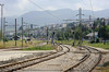 Sarajevo station, Bosnia-Hercegovina, Fri 13 June 2014 9.  Looking east.  Despite appearances this is the end of the line.