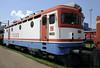 Turkish Rlys (TCDD) E 52508, Rajlovac Teretna traction depot, near Sarajevo, Bosnia-Hercegovina, Fri 13 June 2014