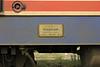 Bosnia-Hercegovina Federation Rlys (ZFBH) 441-910, Rajlovac Teretna traction depot, near Sarajevo, Bosnia-Hercegovina, Fri 13 June 2014 2.  This 1967 loco was refurbished in 2006.