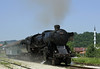 33-248, Duboki Potok, Bosnia-Hercegovina, Tues 10 June 2014 1 - 1234.  A run past on the way back from Srebrenik.