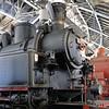 Slovenian Railways (SZ) 17-006, Slovenian Railway Museum, Ljubljana, 8 June 2014 1.  One of 89 Hungarian Rlys (MAV) class 342 2-6-2T built 1915 - 1918, in this case by Henschel (14830 / 1917).