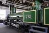 Austro-Hungarian Southern Railway (Sudbahn) 718, Slovenian Railway Museum, Ljubljana, 8 June 2014 2.