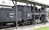 Yugoslav Rlys (JZ) 83-062, Pozega railway museum, Serbia, Mon 16 June 2014.  76cm gauge 0-8-2 built by Jung (3544 / 1926).