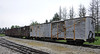 Wagons, Pozega railway museum, Serbia, Mon 16 June 2014 2