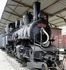 Yugoslav Rlys (JZ) 73-002, Pozega railway museum, Serbia, Mon 16 June 2014 1.  76cm gauge 2-6-2 built in Linz by Krauss (5770 / 1907).