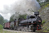 Jugoslav Rlys (JZ) 83-052, near Mokra Gora, Serbia, Sun 15 June 2014 1 - 0929.  Here are three runpast photos.