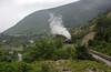 Jugoslav Rlys (JZ) 83-052, between Kotroman and Mokra Gora, Serbia, Sat 14 June 2014 - 1609 1