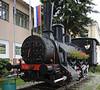 Yugoslav Rlys (JZ) 125-049, Visegrad, Bosnia, 14 June 2014 2