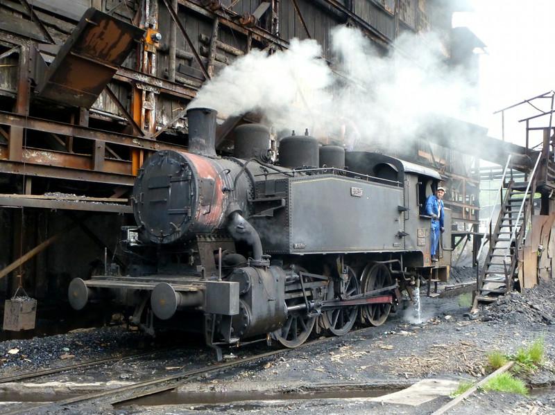 62-633, Zenica coal mine, Bosnia-Hercegovina, 13 June 2014 3.  Photo by Dave Scudamore.