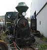 Bosna, Rajlovac traction depot, near Sarajevo, Bosnia, 13 June 2014 2