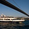 Views from the Istanbul Bosporus