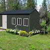 Boss Tiny House 8.5x20 FG WT