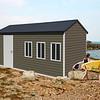 Boss Tiny House 8.5x20 NC WT