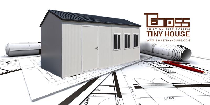 Boss Tiny House