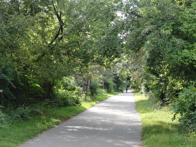 Minuteman Bikeway to work