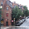 Beacon Hill, Boston, Pinckney Street