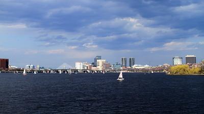 Amazing spring in Boston
