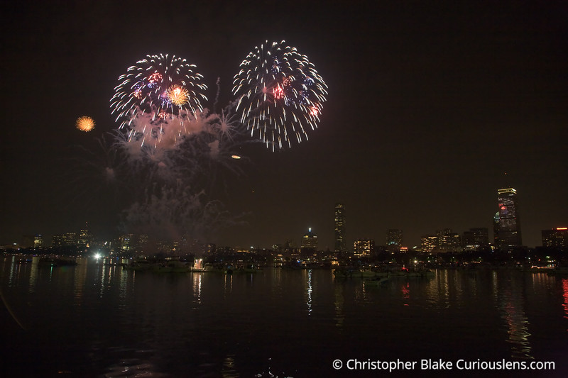 Boston 4th of July 1