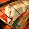 """Print title:  """"  Tartan Window  """"  /  2015  /  File #  Bos_052"""