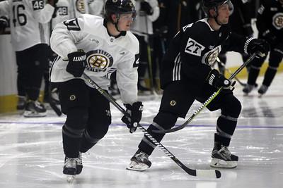 Boston Bruins Training Camp091717