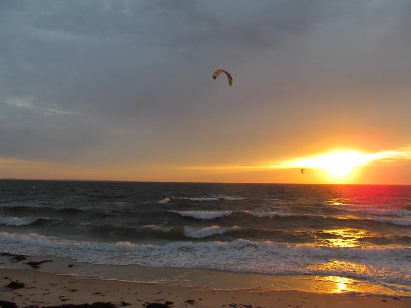 Cap Code Kite Boarding, Fall 2015