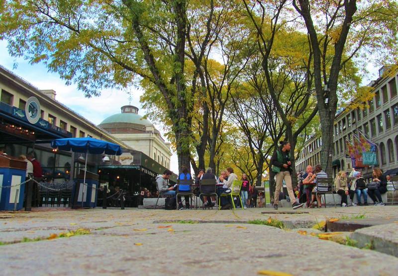 Boston, Fall 2015