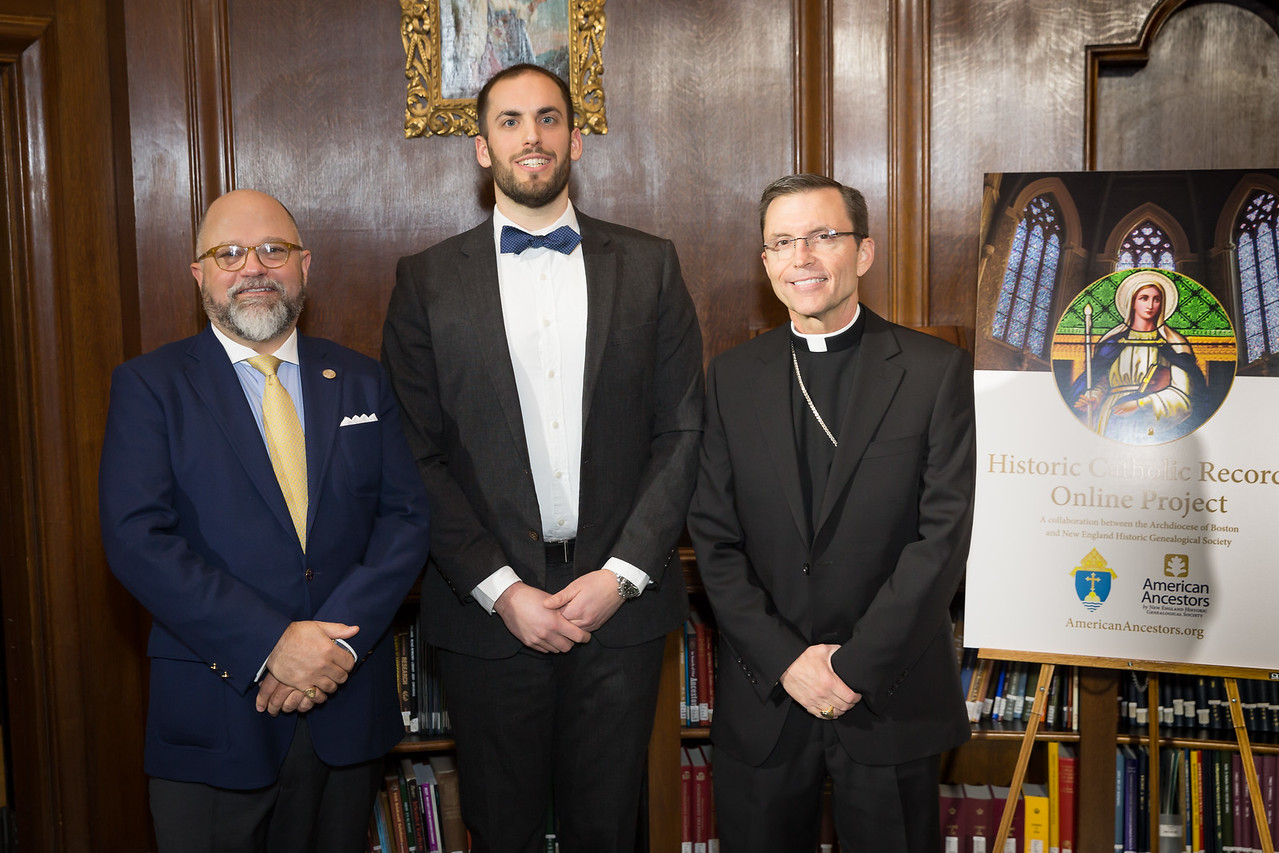 Brenton Simons, Thomas Lester and Cardinal