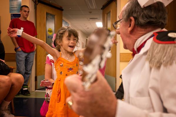 Boston Children's Clown Care Unit