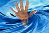 17 -- Swimming Hand
