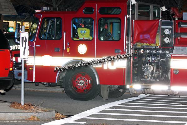 Boston- 4th Alarm, Greenwood Avenue- 11/21/15