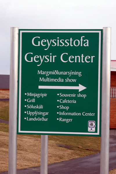 "Geysistofa Geysir only one active geysir at the moment but she goes off about every 3 to 7 minutes.    Beware don't stand down wind when she goes or you will get wet!  <font color=""blue"">Golden Circle Tour <font color=""white"">The three primary stops on the route are Þingvellir, Gullfoss, and the geothermally active valley of Haukadalur, which contains the geysers Geysir and Strokkur. Þingvellir is a national park containing both historical and natural beauties. Gullfoss, meaning golden falls, is a spectacular waterfall that is a must see. The two grand geysers, Strokkur and Geysir are both spectacles to watch"