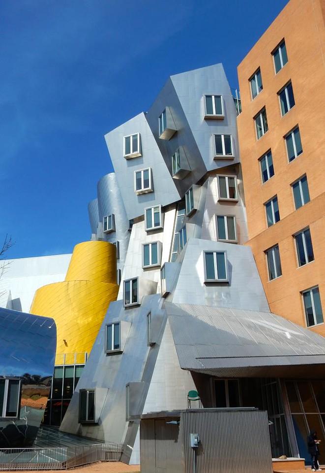 Stata Center, MIT II