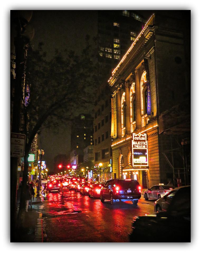 Theatre District Lights