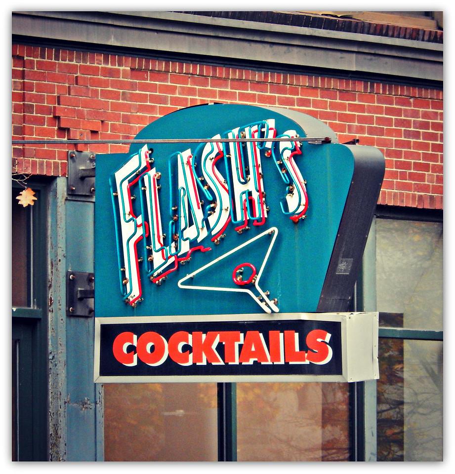 Flash's Cocktails