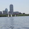 Sailing the Charles