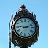 Cleveland Circle Clock ~ Boston