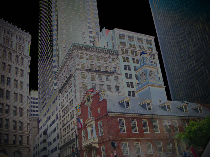 The Old State House ~ Boston, MA