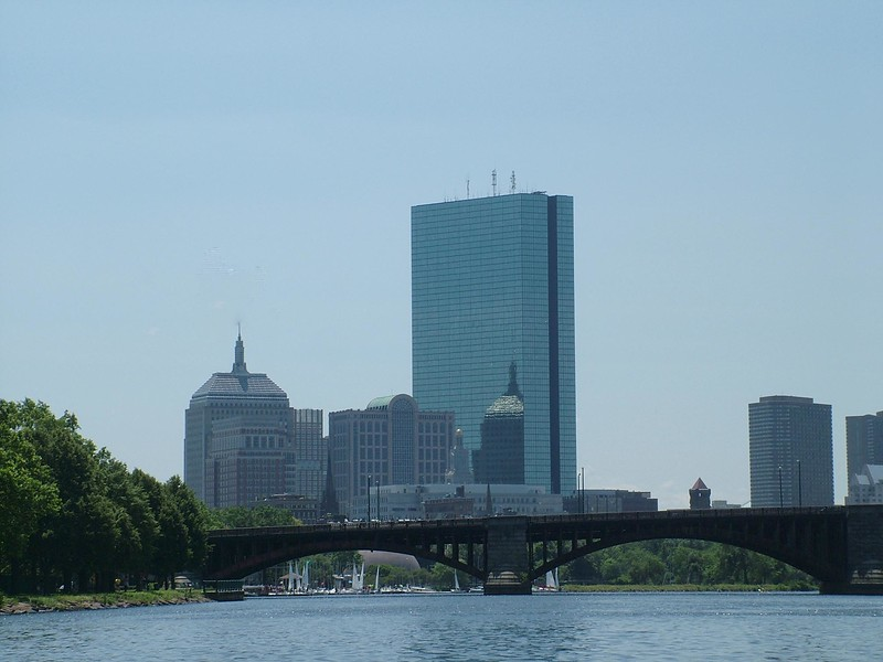 along the Charles River ~ Boston
