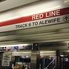 MBTA commuter rail Boston