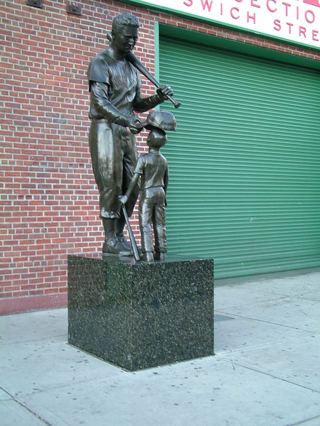 Red Sox legend ~ Ted Williams