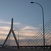 Leonard P. Zakim Bunker Hill Memorial Bridge ~ Boston, MA